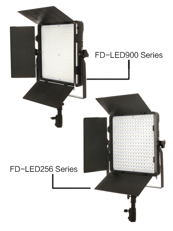 Farseeing 54W Single color FD-LED900 Studio Lights