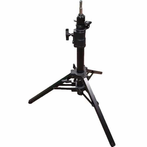 VariZoom VS-HDCS heavy-duty column stands w/ junior to baby pin adapter