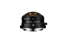 Laowa 4mm f/2.8 Fisheye