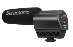 Saramonic Vmic Mark-II Broadcast Condenser Microphone for DSLR Cameras/Camcorders